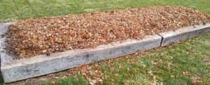 Mulched Garden Bed - Small