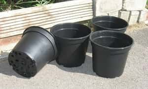 Plastic Gardening Containers