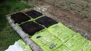 Soil Bag Planting